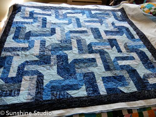 Blue Quilt-1